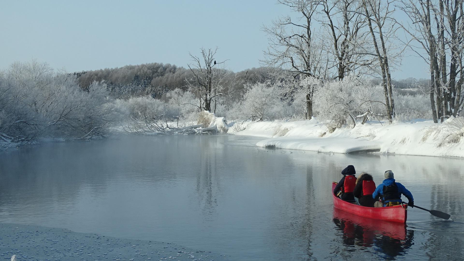 Welcome to Kushiro Marsh & River